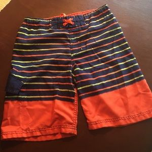 Swim shorts trunks suit